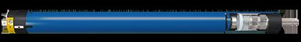volet roulant bleu